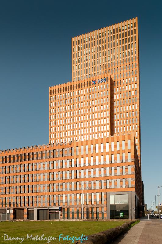 Woontoren Zuid-as, Amsterdam; Architect: Pi de Bruin