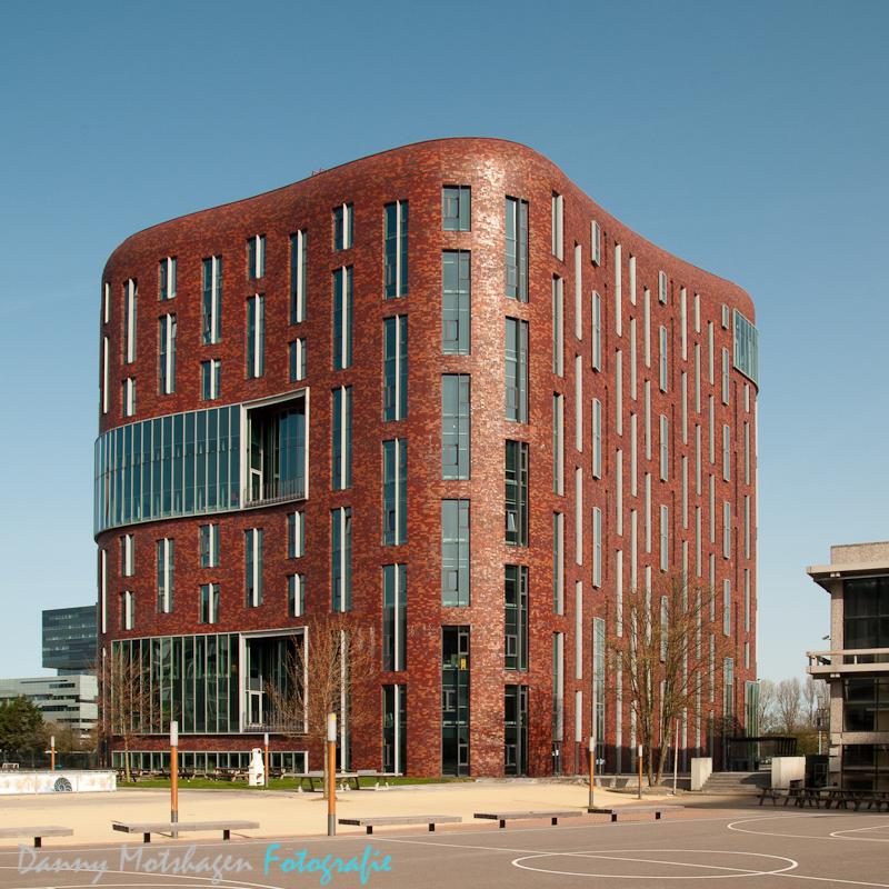 Vrije Universiteit, Amsterdam; Architect: Jeanne Dekkers