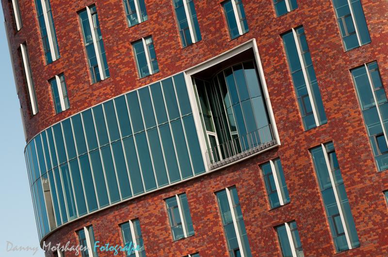 Detail Vrije Universiteit, Amsterdam Architect: Jeanne Dekkers