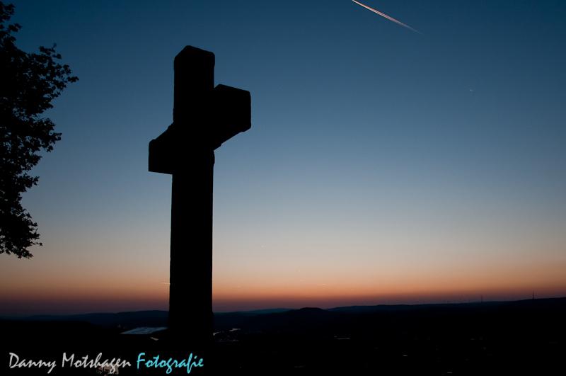 Trier bij zonsopkomst